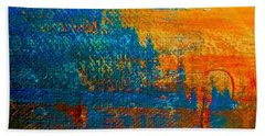 Waterloo Sunset Hand Towel