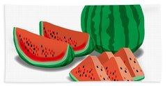 Watermelon Bath Towel
