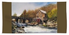 Watermill Hand Towel