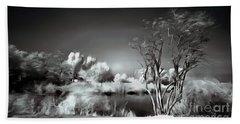 Waterside Still Life Hand Towel by Odon Czintos