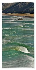Wave Action Bath Towel