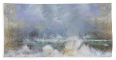 Wave Fantasy Bath Towel