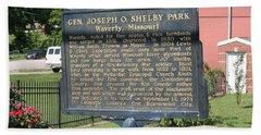 Waverly Missouri Hand Towel