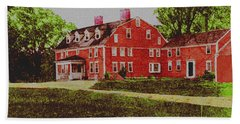 Wayside Inn 1875 Hand Towel