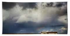 Bath Towel featuring the photograph We All Need A Little Hope by Laurie Search