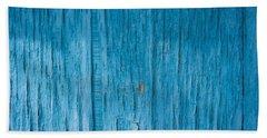 Weathered Wall Amargosa Opera House Death Valley Bath Towel