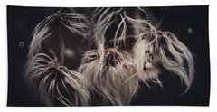 Hand Towel featuring the photograph Weeping Dandelions by Shane Holsclaw