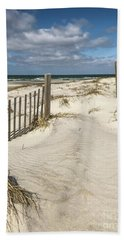 Welcome To The Beach Hand Towel