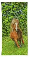 Welsh Pony Bath Towel
