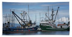 Wespak And Pender Isle Hand Towel by Randy Hall