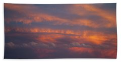 West Texas Sunset #1 Hand Towel