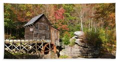 West Virginia Mill Hand Towel