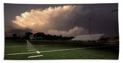 Westerville North Warrior Stadium Hand Towel