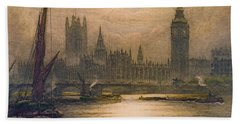 Westminster London 1920 Hand Towel