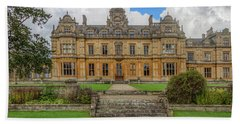 Bath Towel featuring the photograph Westonbirt School For Girls by Clare Bambers