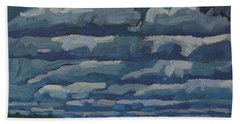 Westport Stratocumulus Virga Bath Towel