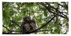 Wet Owl - Wide View Bath Towel