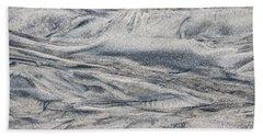 Wet Sand Abstract I Bath Towel