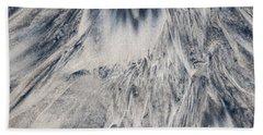 Wet Sand Abstract IIi Bath Towel