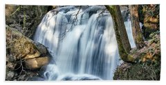 Whatcom Falls Bath Towel