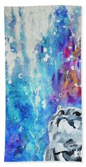 What's Up? Hand Towel by Betty M M Wong