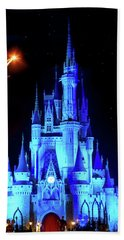 When You Wish Upon A Star Bath Towel
