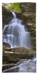 Where Waters Flow Hand Towel