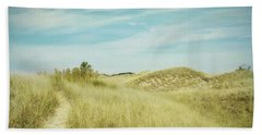 Whispering Dunes Hand Towel