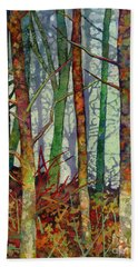 Whispering Forest Bath Towel