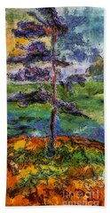 Bath Towel featuring the photograph Whispers Too by Claire Bull