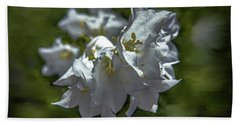 White Bells #g5 Hand Towel