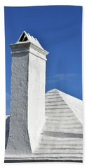 White Roof No. 6-1 Hand Towel