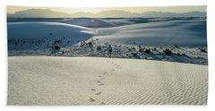 White Sands Journey Hand Towel