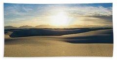 White Sands Vista Hand Towel