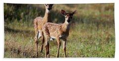 White-tailed Deer Hand Towel