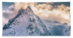 Whitehorse Clouds Hand Towel