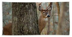 Whitetail #31 Bath Towel