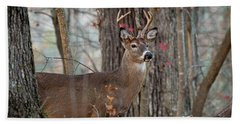 Whitetail #60 Bath Towel