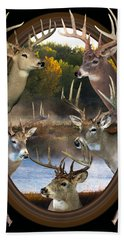 Whitetail Dreams Hand Towel