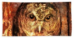 Who Whoo Yoo 2015 Hand Towel