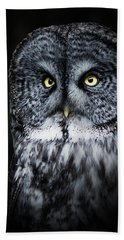 Whooo Are You Looking At? Hand Towel
