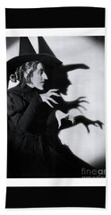 Wicked Witch Of The West Hand Towel