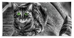 Wide Eyes Bath Towel