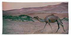 Wild Camel Hand Towel