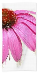 Hand Towel featuring the photograph Wild Flower One  by Heidi Smith