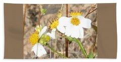 Wild Flowers At Waimea Canyon Bath Towel