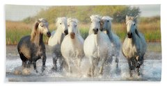 Wild Friends Bath Towel