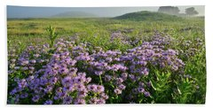 Wild Mints Galore In Glacial Park Hand Towel