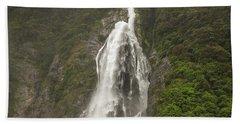 Wild New Zealand Bath Towel