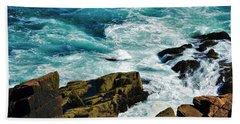 Wild Shore Bath Towel